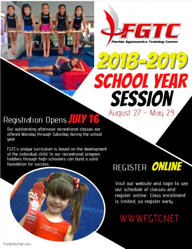 2018-2019_Registration_Open