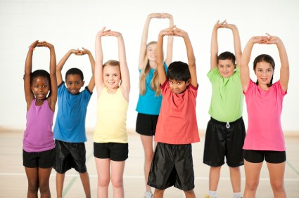 Children-Exercise